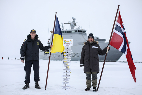 Norwegian research expedition reaches the North Pole | Intaros